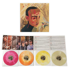 20th Anniversary Collection Starburst Colored Vinyl Boxset