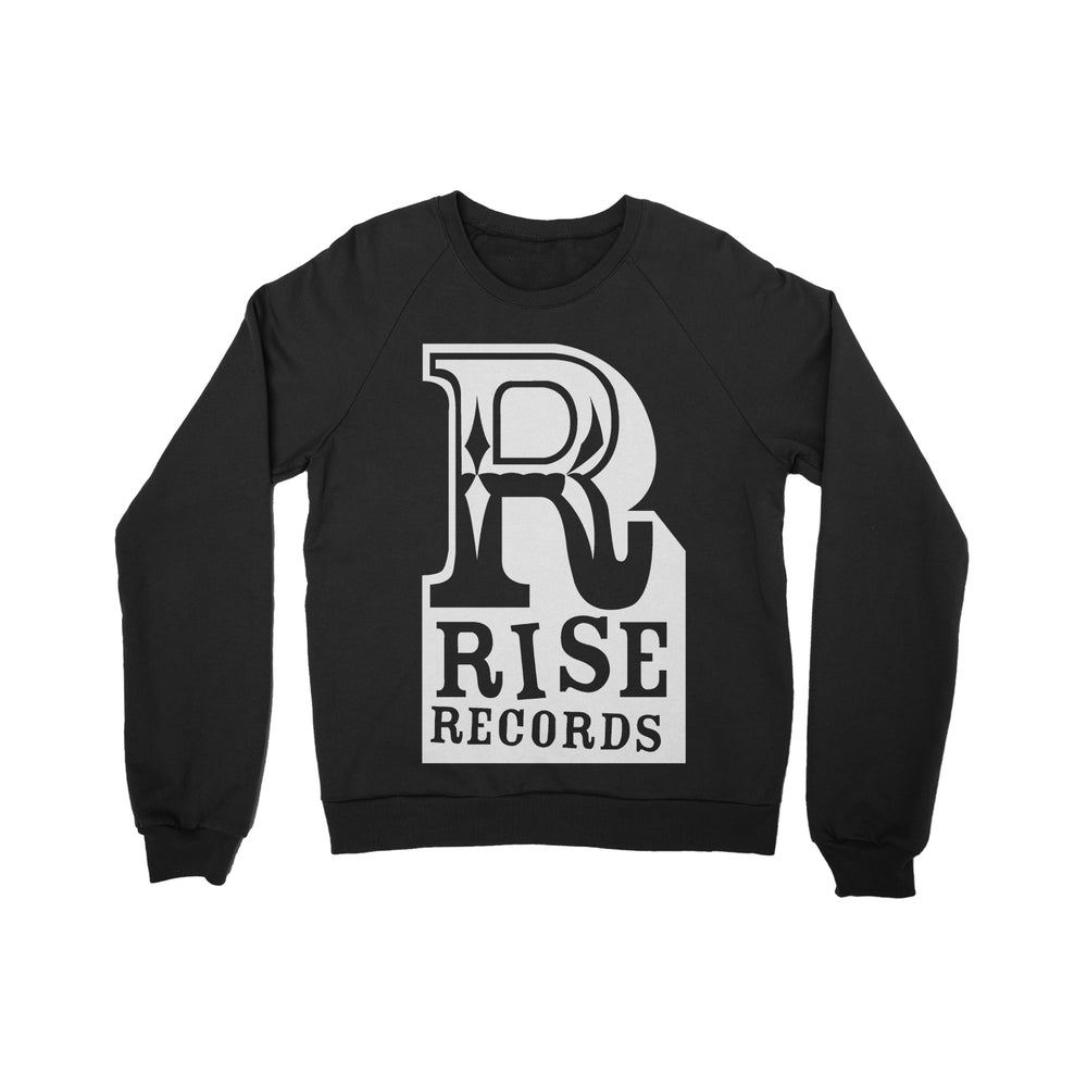 Logo Black Crewneck