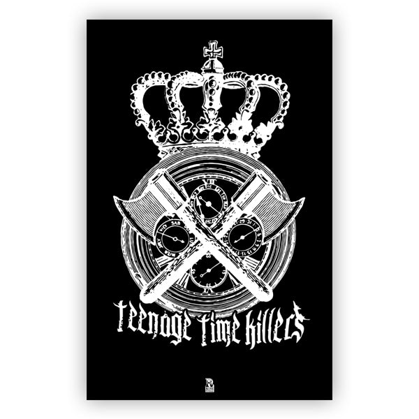 Teenage Time Killers Poster 11