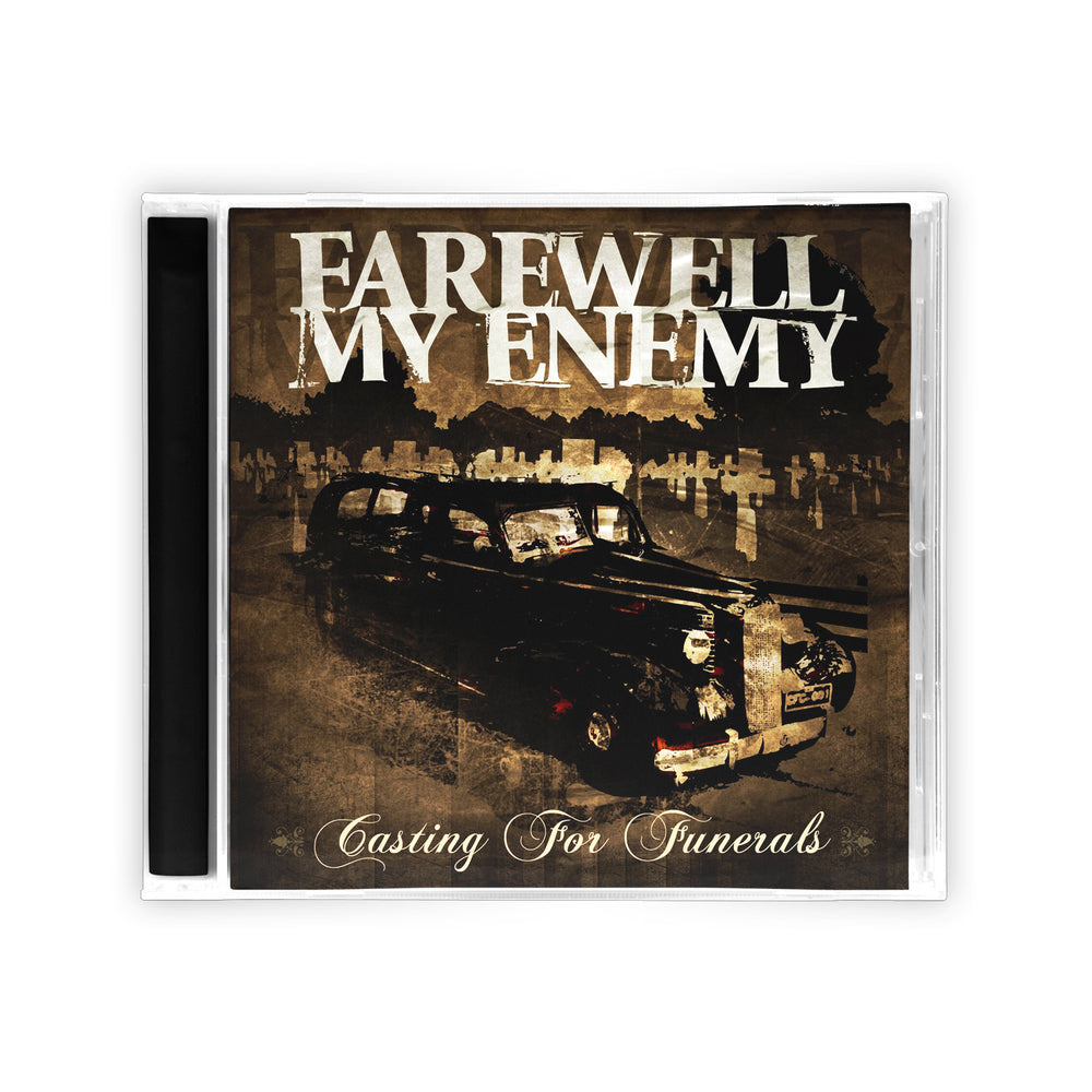 Casting For Funerals CD