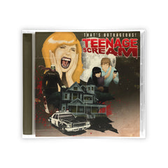 Teenage Scream CD
