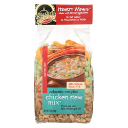 Frontier Soup Stew - Chicken Hearty Meal - Case of 8 - 7 oz