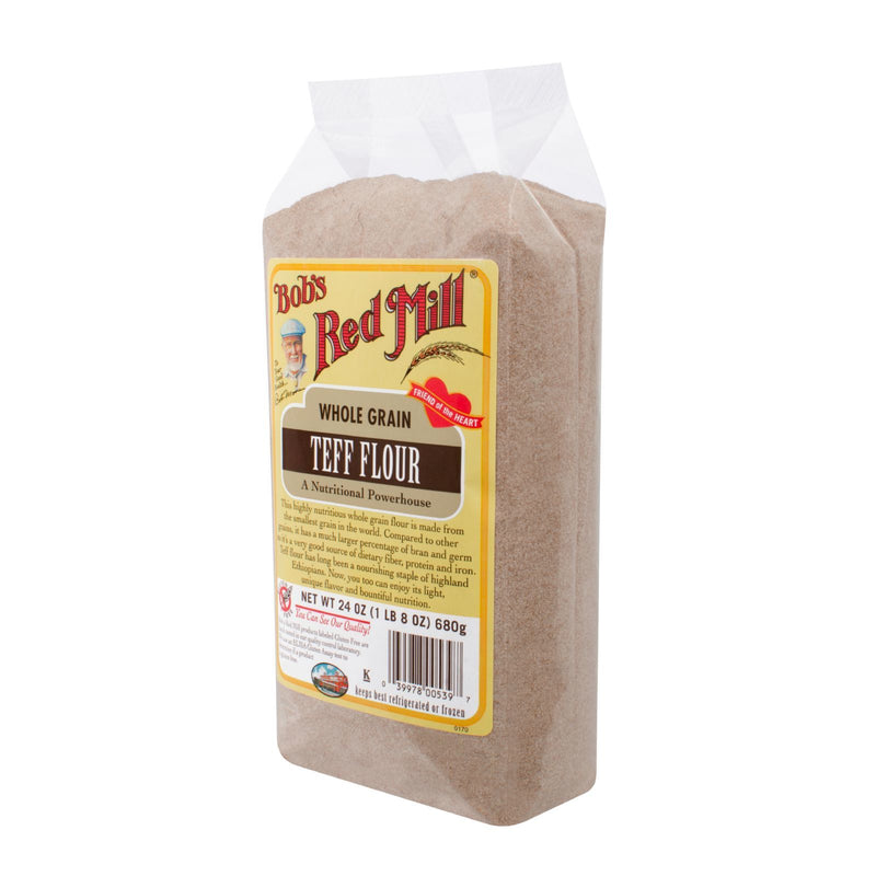Bob's Red Mill - Teff Flour - 24 oz - Case of 4