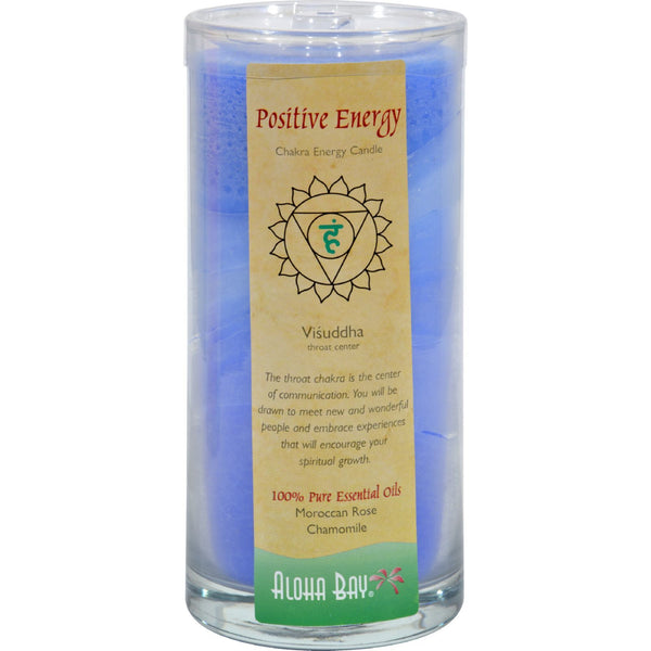 Aloha Bay - Chakra Jar Candle - Positive Energy - 11 oz