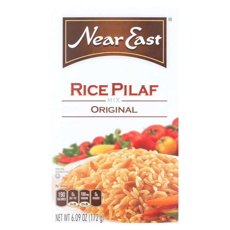 Near East Rice Pilafs - Original - Case of 12 - 6 oz.