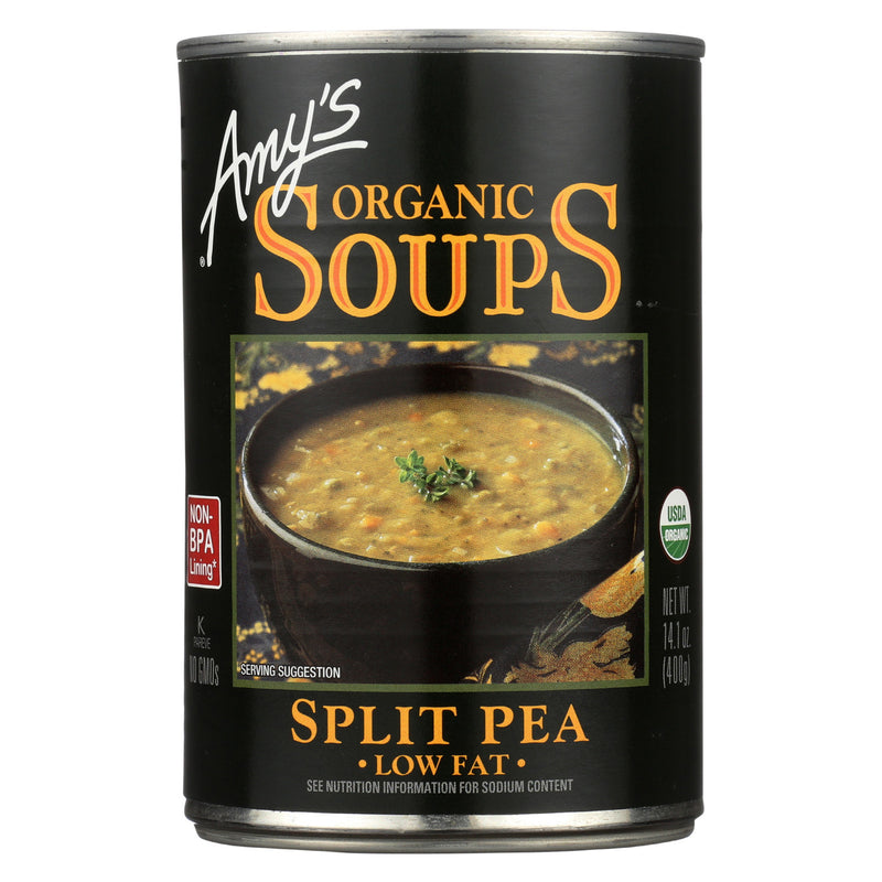 Amy's - Organic Fat Free Split Pea Soup - 14.1 oz