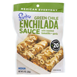 Frontera Foods Green Chile Enchilada Sauce - Green Chile - Case of 6 - 8 oz.