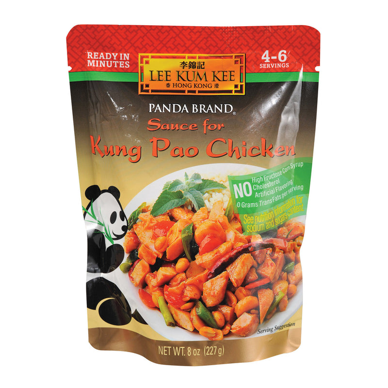 Lee Kum Kee Panda Ready Sauces - Chicken - Case of 6 - 8 oz.