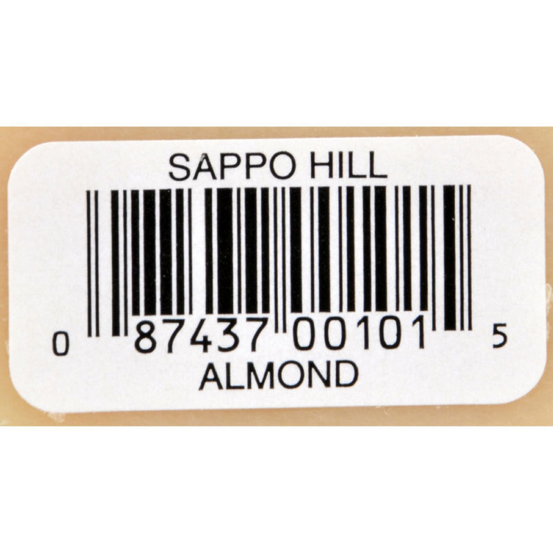 Sappo Hill Glycerine Soap Almond - 3.5 oz - Case of 12