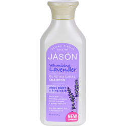 Jason Pure Natural Volumizing Shampoo Lavender - 16 fl oz