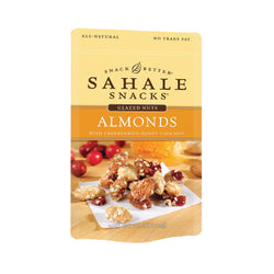 Sahale Snacks Glazed Nuts - Balsamic Almonds - Case of 6 - 4 oz.