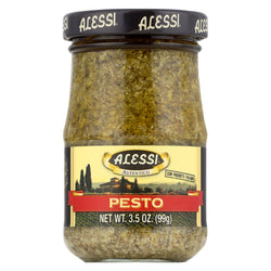 Alessi - Pesto - Di Liguria - Case of 12 - 3.5 FL oz.