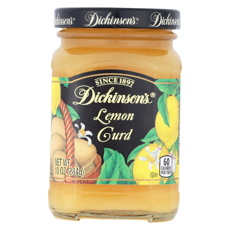 Dickinson - Lemon Curd - Case of 6 - 10 oz.