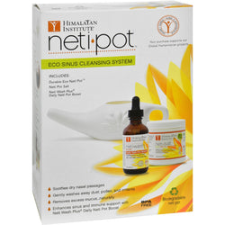 Himalayan Institute Neti Pot Eco Starter - 1 Kit