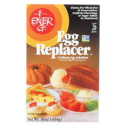 Ener-G Foods - Egg Replacer - Vegan - 16 oz