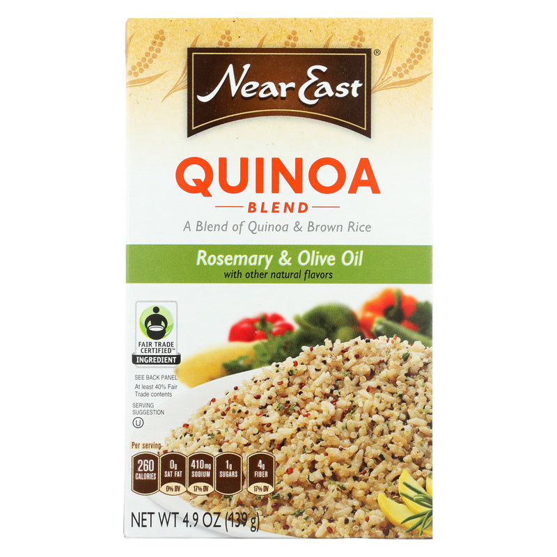 Near East Quinoa - Olive Oil - Case of 12 - 4.8 oz.