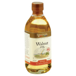 Spectrum Naturals Refined Walnut Oil - 16 Fl oz.