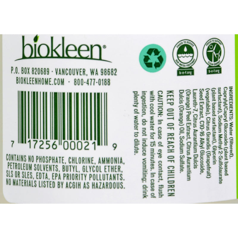 Biokleen All Purpose Spray and Wipe - 32 oz
