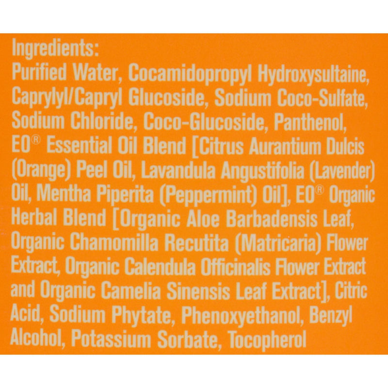 EO Products - EveryOne Liquid Soap Citrus and Mint - 32 fl oz