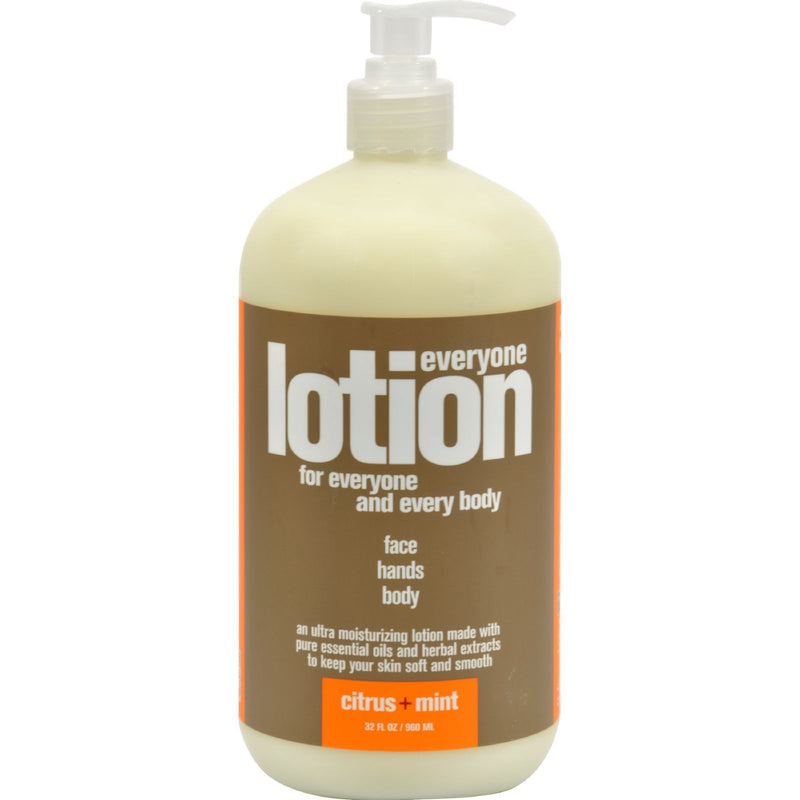 EO Products - EveryOne Lotion Citrus and Mint - 32 fl oz