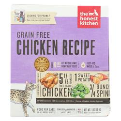 The Honest Kitchen - Cat Food - Grain Free Chicken Recipe - 2 lb.