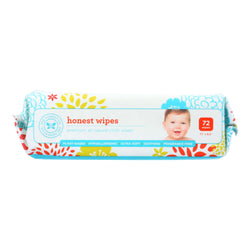 The Honest Company Honest Wipes - Unscented - Baby - 72 Wipes