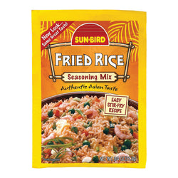 Sunbird Seasoning Mix - Fired Rice - Case of 24 - 0.75 oz.