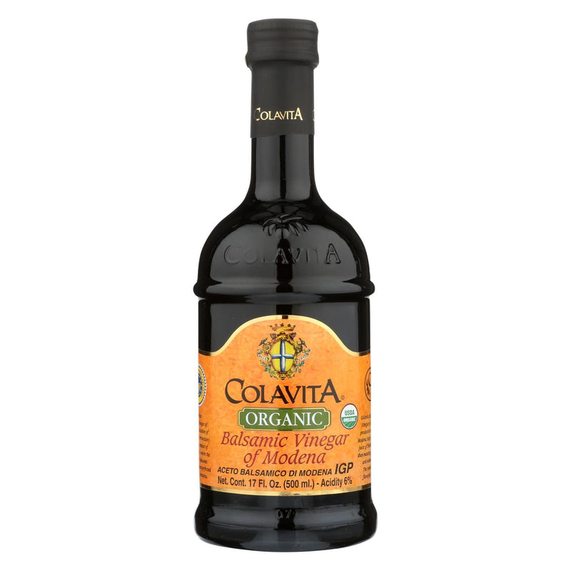 Colavita - Aged Balsamic Vinegar - Case of 6 - 17 fl oz.