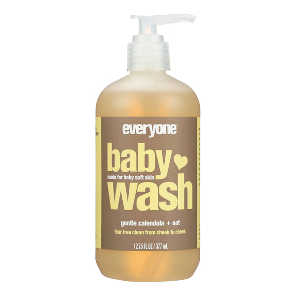 EO Products - Baby Wash - Calendula Oat - 12.75 Fl oz.