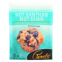 Pamela's Products - Baking Binder - Not Xanthan No Guar - Case of 8 - 8 oz.
