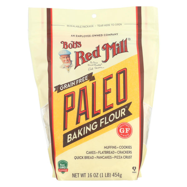 Bob's Red Mill - Baking Flour Paleo - Case of 4-16 oz