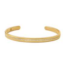 Load image into Gallery viewer, Swan bracelet - gold