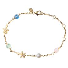 Load image into Gallery viewer, Posy bracelet - gold