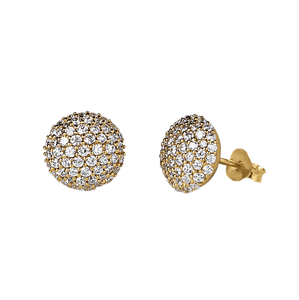 Sparkle earring - gold