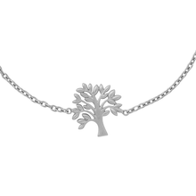 Load image into Gallery viewer, Tree of Life bracelet - silver