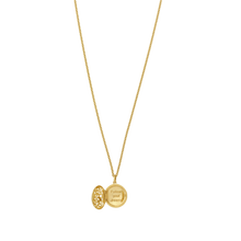 Load inn bildet i Galleriviseren Power necklace - gold
