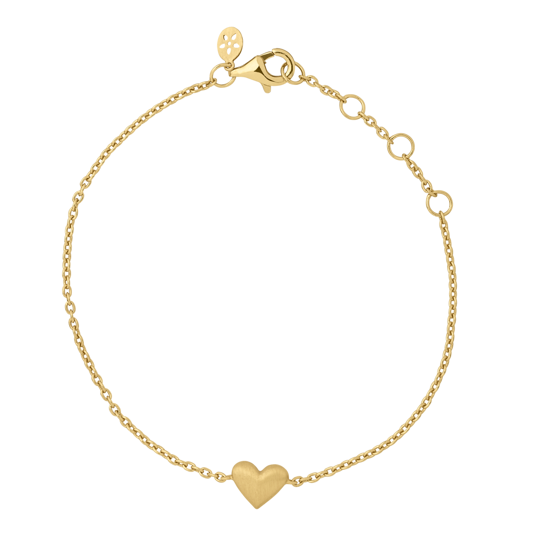 Sweet Love armbånd uno - gold