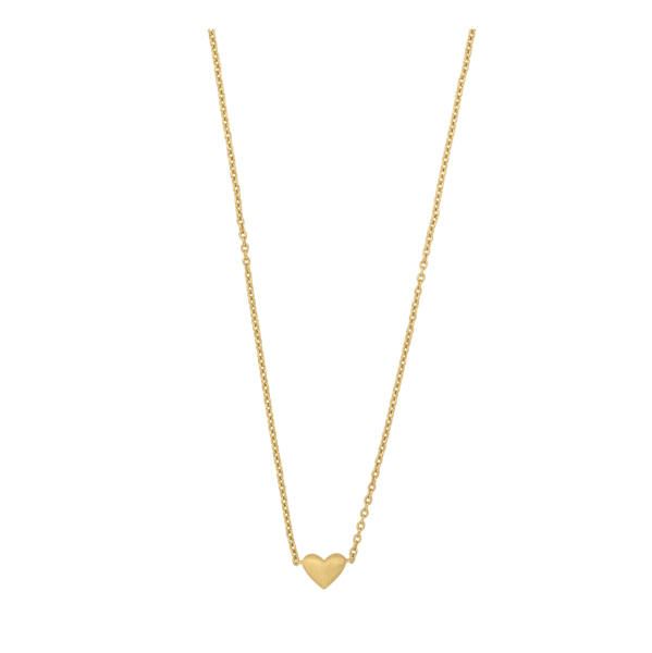 Sweet Love necklace - gold