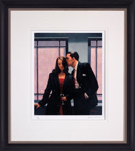 Load image into Gallery viewer, Jack Vettriano | Contemplation Of Betrayal