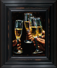 Load image into Gallery viewer, Fabian Perez | Brindis Con Champagne - Vertical