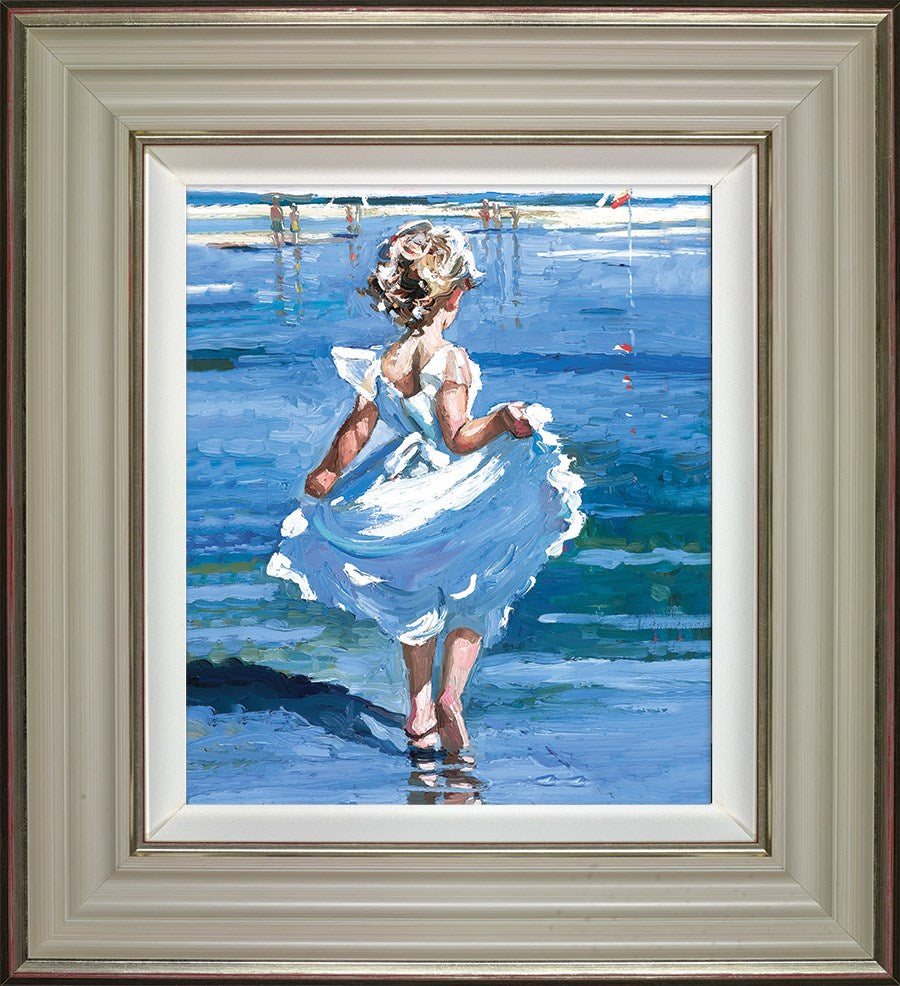 Sherree Valentine Daines | Walking in the Shallows