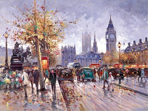 Henderson Cisz | Weekend In Westminster