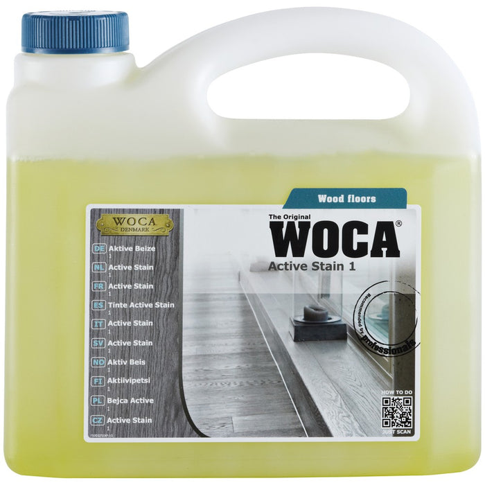 WOCA Active Stain 4 2,5 L