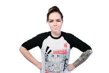 Load image into Gallery viewer, Game Gyaru - Manga Unisex Raglan Shirt