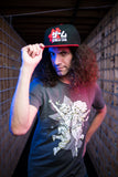 Game Grumps - Katakana Flat Brim Snap Back Hat