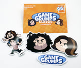 Game Grumps - Classic Sticker Set