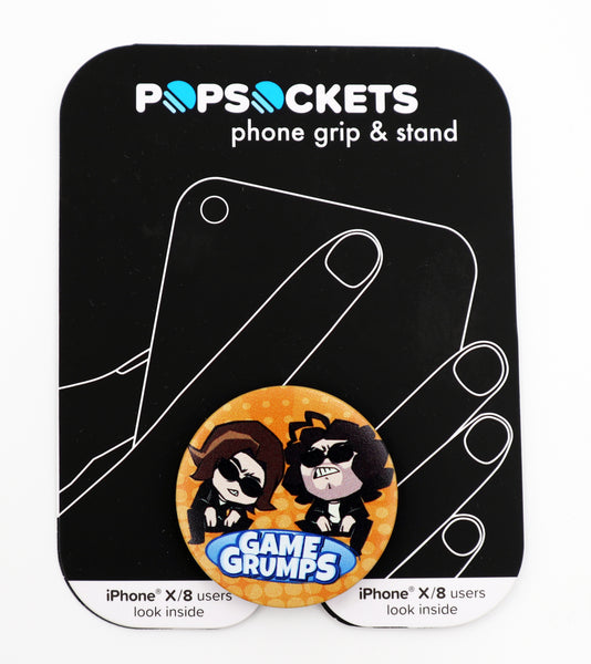 Game Grumps - Official PopSockets Phone Grip and Stand!