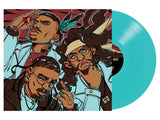 WHERE THEY AT LIMITED EDITION VINYL (TURQUOISE)