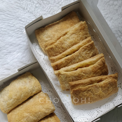 Butter puffs ( stuffed)