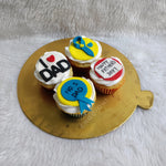 Father's day Cupcakes 2020